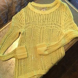Women's Billabong light knit summer sweater M